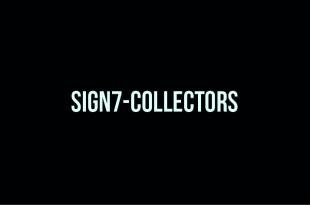 SIGN7-Collectors