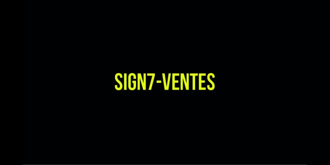 SIGN7-Ventes
